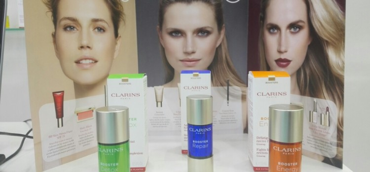 Booster de CLARINS – Beauty Blogger Experience