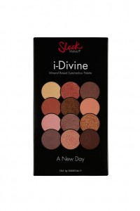 Sleek MakeUP i-Divine A New Day Packaging