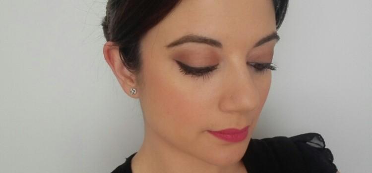 Maquillaje para mantilla (Semana Santa)
