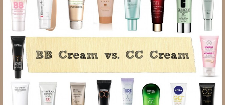 HIDRATANTE CON COLOR vs. BB CREAM vs. CC CREAM vs. DD CREAM